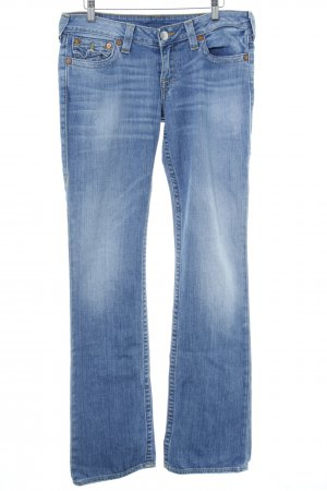 "True Religion Boot Cut Jeans ""RN#112790"" himmelblau"