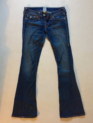 True Religion Bootcut Jeans Größe 28