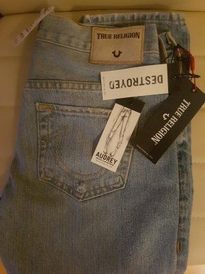 True Religion Boyfriend Jeans