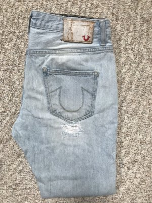 True Religion Boyfriend-Jeans