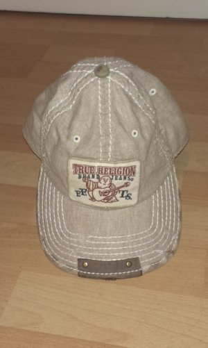True Religion Cap(destroyed look)
