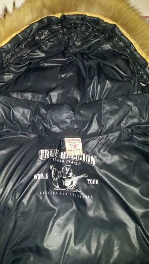 True Religion Damen Jacke