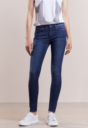 True Religion HALLE - Jeans Super Skinny Fit - blue denim G. 28
