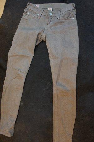 TRUE RELIGION Hose Jeans Größe W26 34 sehr guter Zustand