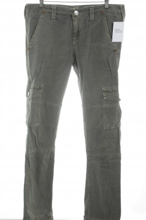 True Religion Houlihans green grey casual look