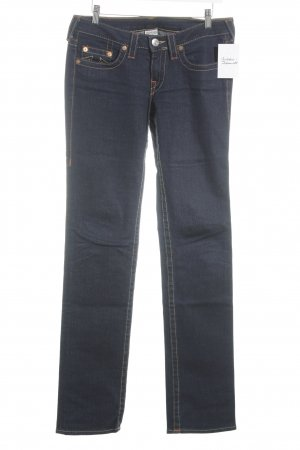 True Religion Hüftjeans dunkelblau Casual-Look
