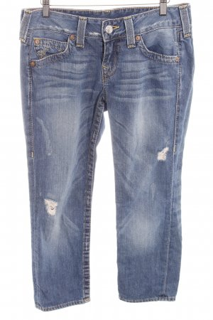 True Religion Low Rise Jeans multicolored casual look