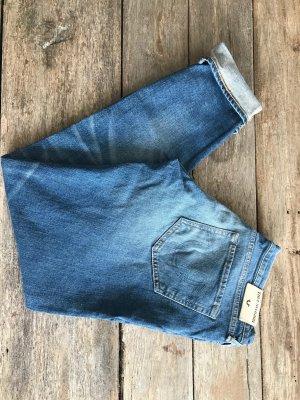 True Religion Jeans blue cotton
