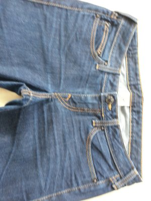 True Religion Low Rise jeans donkerblauw