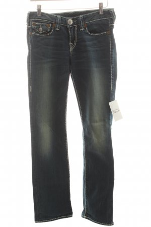 True Religion Jeans blau Street-Fashion-Look