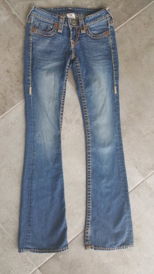 True Religion ,Jeans, Bootcut , Stretch , Gr. 25