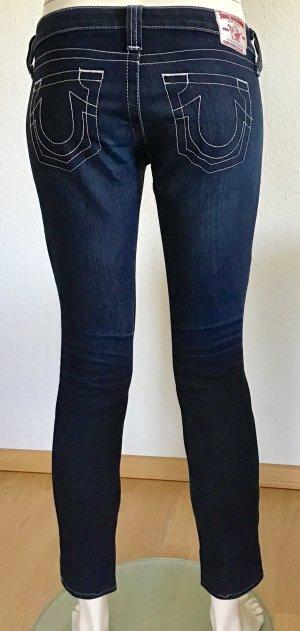 True Religion Jeans skinny blu