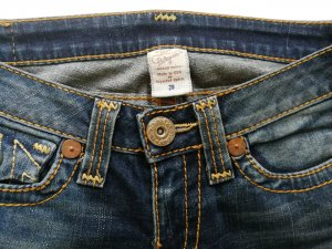 True Religion Jeans Gr. 28