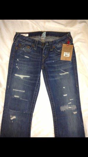 True Religion Boot Cut Jeans azure