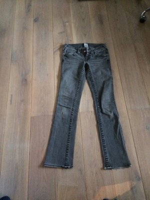 True Religion Jeans grau, Gr. 27