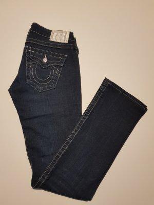 True Religion Jeans in Gr 26 mit Strasssteinen / wir neu