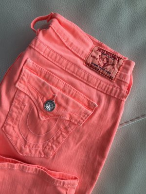 True Religion Jeans in Neon