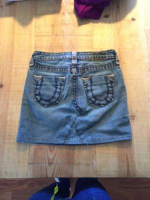 True Religion Jeans mini Rock used Style 25 34/36