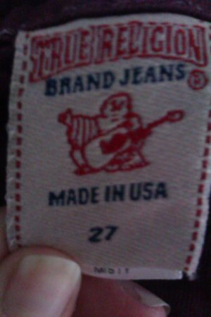 True Religion Jeans Misty