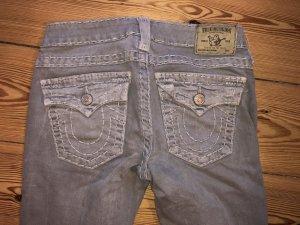True Religion Jeans mit geradem Bein