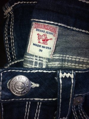True Religion Jeans NEU