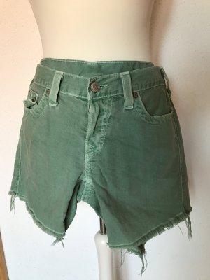 True Religion Jeans Shorts Gr. 28 größer ausfallend