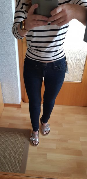 True Religion Jeans Slim Fit Mid Rise Super Skinny Chrissy W28 NEU mit Etikett!