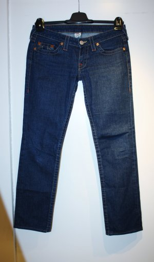 True Religion Jeans Stevie W29 L32 Row Seat neuwertig