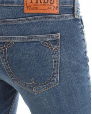 "TRUE RELIGION Jeans ""Trisha Lonestar Traditional""QDM Westwood w25"