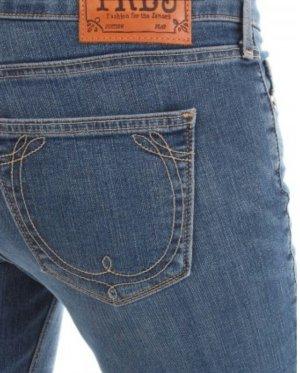 "TRUE RELIGION Jeans ""Trisha Lonestar Traditional""QDM Westwood w25"