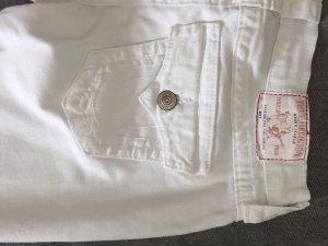 True Religion Jeans weiß, Größe 27