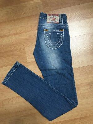 True Religion Jeans weiße Nähte wie NEU Gr. 26