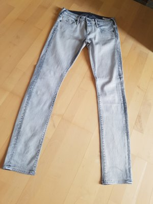 True Religion Jeans argento