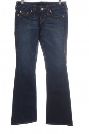 True Religion Denim Flares dark blue casual look