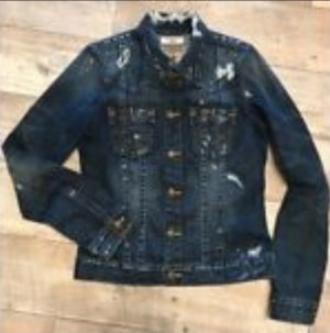 True Religion jimmy deep west first edition Jeansjacke