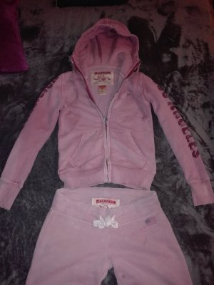 True Religion jogging Anzug rosa/stass