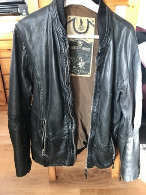 True Religion Lederjacke