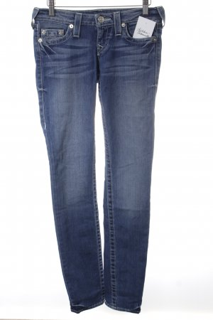 True Religion Tube jeans korenblauw-wit Jeans-look