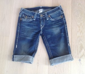 True Religion Short Gr. 27 blau