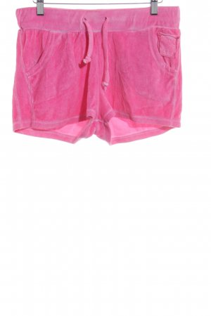 True Religion Shorts pink sportlicher Stil