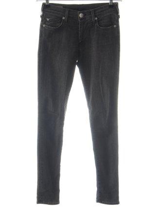 """True Religion Jeans skinny """"Halle"""" nero"""