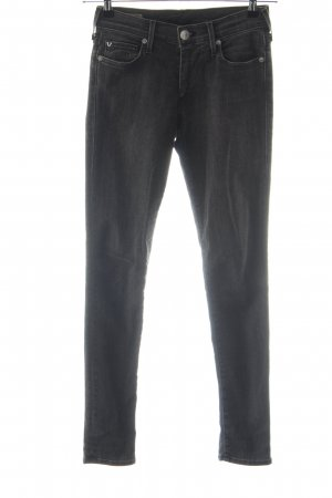 "True Religion Skinny Jeans ""Halle"" schwarz"