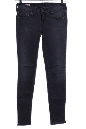 True Religion Jeans skinny nero stile casual