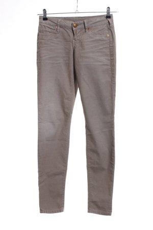 True Religion Jeans skinny bianco sporco stile casual