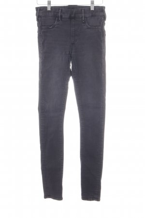 True Religion Skinny Jeans anthrazit Casual-Look