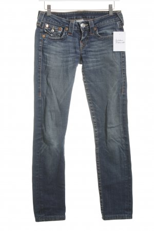 True Religion Skinny Jeans blassblau Casual-Look