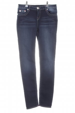 True Religion Skinny Jeans blau Casual-Look