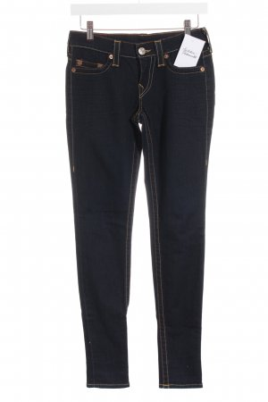 True Religion Skinny Jeans dunkelblau Casual-Look