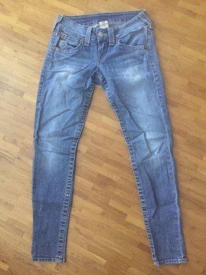 True Religion Skinny Jeans Gr.27