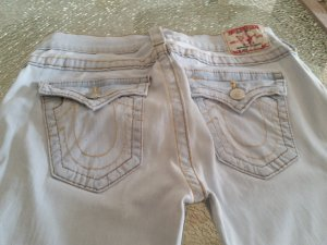True Religion Skinny Jeans Hellblau